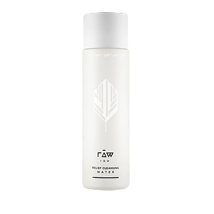 Очищающая вода Raw Relief Cleansing Water 200мл